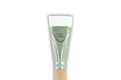Brosse large à poils courts qualité supérieure - Brosses – 10doigts.fr - 2