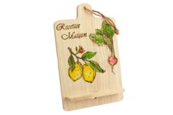 Support chevalet pour tablette en bois - Cuisine et vaisselle – 10doigts.fr - 2