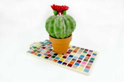 Mosaïque Acrylique - Finition opaque brillante - Mosaïques résine acrylique – 10doigts.fr - 2