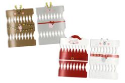 Crackers de Noël - 4 pièces - Sacs et Papiers cadeaux – 10doigts.fr - 2