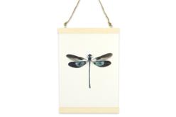 Baguettes magnétiques pour affiche - Cadres photos en bois – 10doigts.fr - 2