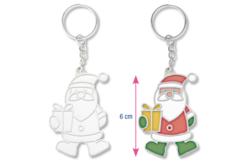 Porte-clef Père Noël