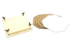 Presse à fleurs et feuilles - Kits activités Nature – 10doigts.fr - 2