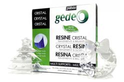 Kit Résine cristal BIO - 150 ml - Résine – 10doigts.fr