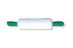 Rouleau en plastique Longueur : 18,5cm - Diamètre : 3,5cm
