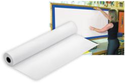Papier affiche blanc - Rouleau de 3.60 mètres - Papier affiche – 10doigts.fr