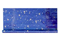 Rouleau papier cadeau Ciel étoilé - Papier effet métallisé, pailleté, nacré – 10doigts.fr - 2