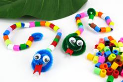 Perles à repasser Taille XXL  - 500 perles - Perles tons vifs – 10doigts.fr - 2