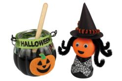 Rubans Halloween - Set de 5 - Halloween – 10doigts.fr - 2