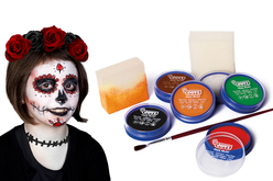 Set de maquillage Halloween - Maquillage – 10doigts.fr