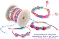 Confectionner des bracelets Shamballa multicolores - Bijoux Shamballas – 10doigts.fr - 2
