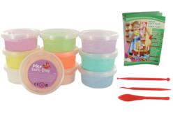 Pâtes à modeler Soft Clay - Pâtes à modeler qui sèchent à l'air – 10doigts.fr - 2
