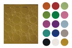 Stickers métallisés à superposer - 1320 stickers - Toutes les gommettes géométriques – 10doigts.fr - 2