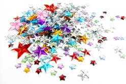 Strass étoiles - 200 strass - Strass – 10doigts.fr - 2