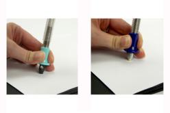 Perforatrices et poseurs d'œillets - Set de 3 - Perforatrices fantaisies – 10doigts.fr - 2