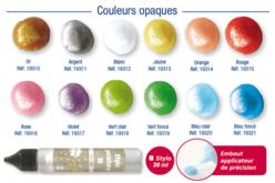 Stylos peinture 3D, qualité supérieure - 30 ml - Stylos peinture 3D – 10doigts.fr