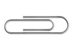 Trombones - Lot de 100 - Accessoires de bureau – 10doigts.fr - 2