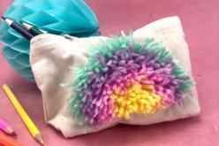Pelotes de fil à tricoter, couleurs pastel - Set de 6 - Laine – 10doigts.fr - 2