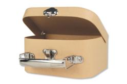 Valisette à bijoux en carton - Supports Bureau en carton – 10doigts.fr - 2