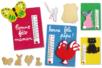 Kit Météo - pour 12 réalisations - Kits Supports et décorations - 10doigts.fr