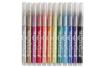 Feutres à paillettes - 12 couleurs - Feutres à effets – 10doigts.fr