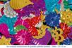 Paillettes géantes fantaisies - Set de 150 - Paillettes fantaisie - 10doigts.fr