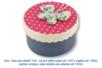 Boîte ronde en bois naturel - Décoration d'objets – 10doigts.fr