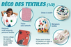 Sac de plage en coton écru - Fête des Mères – 10doigts.fr