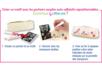 Gant de cuisine à la peinture à doigts - Tutos Fête des Mères – 10doigts.fr