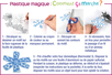 Créer avec du plastique magique transparent ou opaque - Activités enfantines – 10doigts.fr
