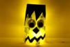 Photophores Halloween (Gobelets lumineux) - Halloween – 10doigts.fr