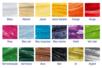 Raphia synthétique coloré - 30 m - Paille et Raphia – 10doigts.fr