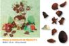 Moule chocolats de Pâques n°2 - 12 motifs - Pâques – 10doigts.fr