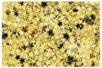 Paillettes étoiles or et argent - Lot de 8000 paillettes - Paillettes fantaisie – 10doigts.fr