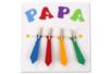 Carte cravates fête des pères - Tutos Fête des Pères – 10doigts.fr