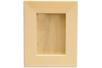 Cadre photo en bois vitré - 32 x 26 cm - Cadres photos – 10doigts.fr