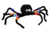 Araignées en pompons et chenilles - Halloween – 10doigts.fr