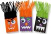 Monstres rigolos en bâtonnets - Tutos Halloween – 10doigts.fr