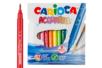 Feutres pinceaux aquarellables - Set de 12 - Feutres à effets – 10doigts.fr