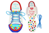 Carte chaussure à fabriquer - Cartes et poèmes de fêtes – 10doigts.fr