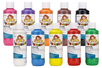 Gouache 10 DOIGTS - 10 flacons de 250 ml - Peinture Gouache 10 DOIGTS - 10doigts.fr