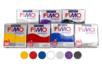 FIMO : Kit de 7 couleurs pailletées + CADEAU - Les kits Fimo – 10doigts.fr