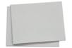 Panneaux en carton gris épais - 40 x 50 cm - Plaques et panneaux – 10doigts.fr