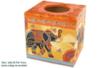 Boîte à mouchoirs cubique en bois - Objets pratiques du quotidien – 10doigts.fr