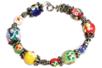 Perles charm's intercalaires argent vieilli - 36 perles - Perles intercalaires – 10doigts.fr