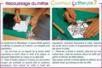 Métal à repousser argent - Métal à repousser – 10doigts.fr