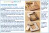 Cadre photo en bois vitré 23 x 18 cm - Cadres photos – 10doigts.fr