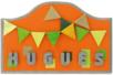 Blason de porte en bois - Plaques de porte – 10doigts.fr