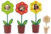 Cadres pot de fleur - Lot de 6 - Cadres photos en bois – 10doigts.fr