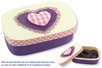 Boîtes en bois à décorer - Boîtes et coffrets – 10doigts.fr